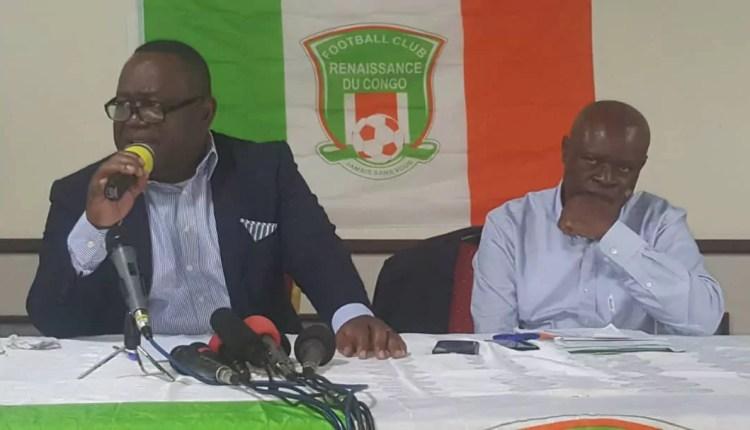 FC Renaissance du Congo: Antoine Musanganya signe son come-back