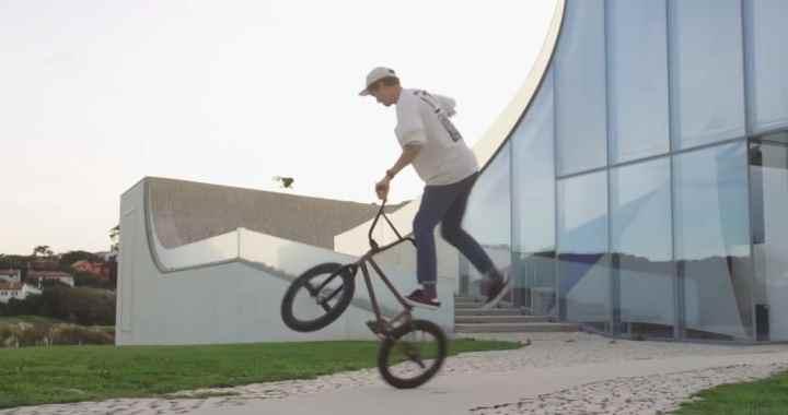 En vidéo – Tour de France avec Matthias Dandois