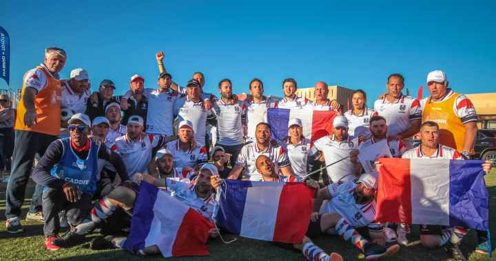 Interview Romuald Pretot – Association Française de FootGolf