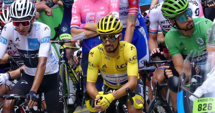 Tour de France 2019 : Des larmes dans le Champagne