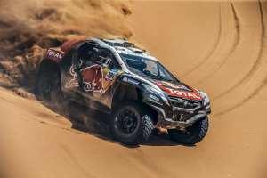 Off Roads – En voiture avec Sébastien Loeb sur son premier Dakar