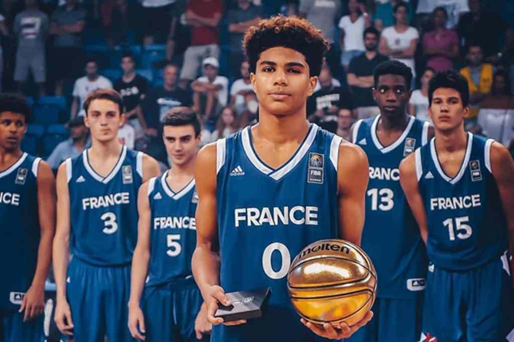 Killian Hayes France
