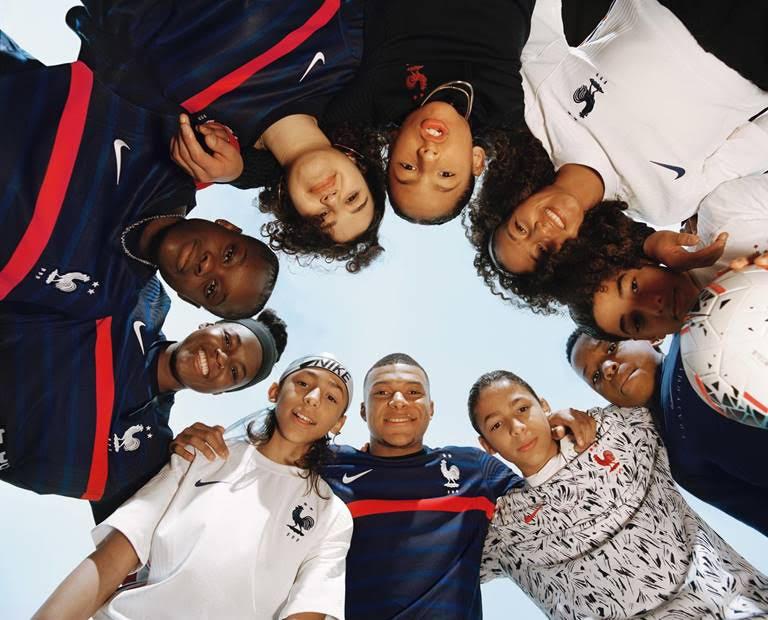 maillot équipe de France 2020