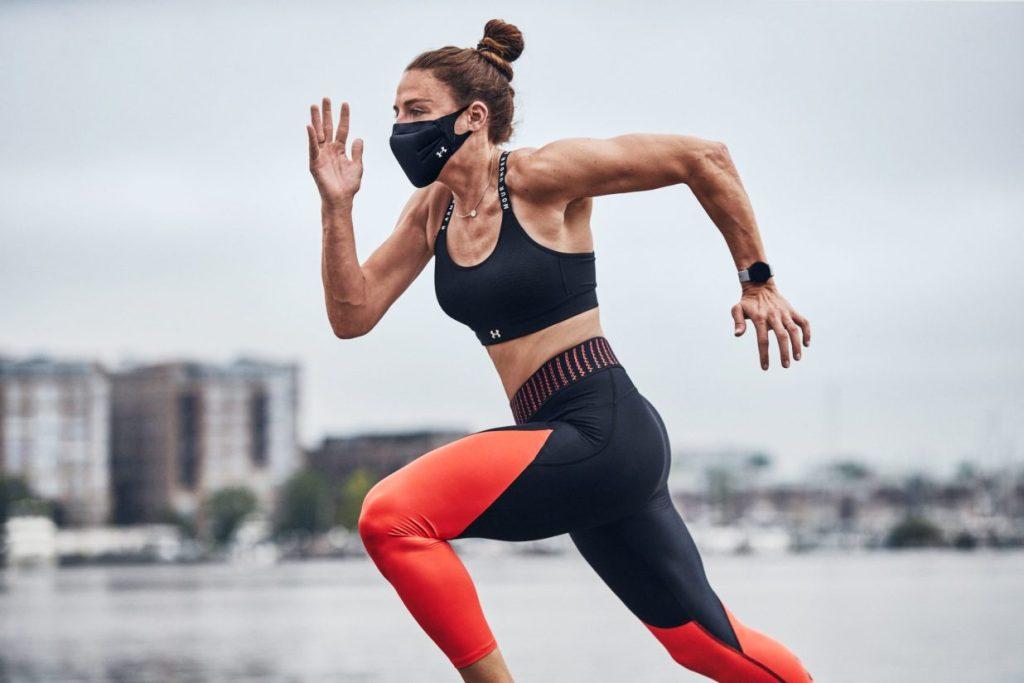 masque sportif labellisé