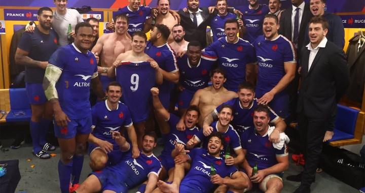 6 Nations 2021 – La liste des 37 joueurs du XV de France