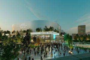 Paris 2024 – Découvrez la nouvelle Arena Porte de la Chapelle