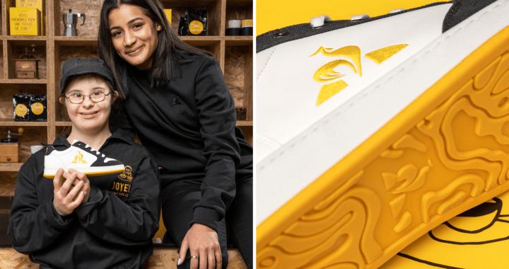 Café Joyeux x Le Coq Sportif – Une collaboration engagée