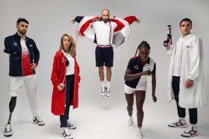 Lacoste présente la collection officielle pour les Jeux de Tokyo 2020