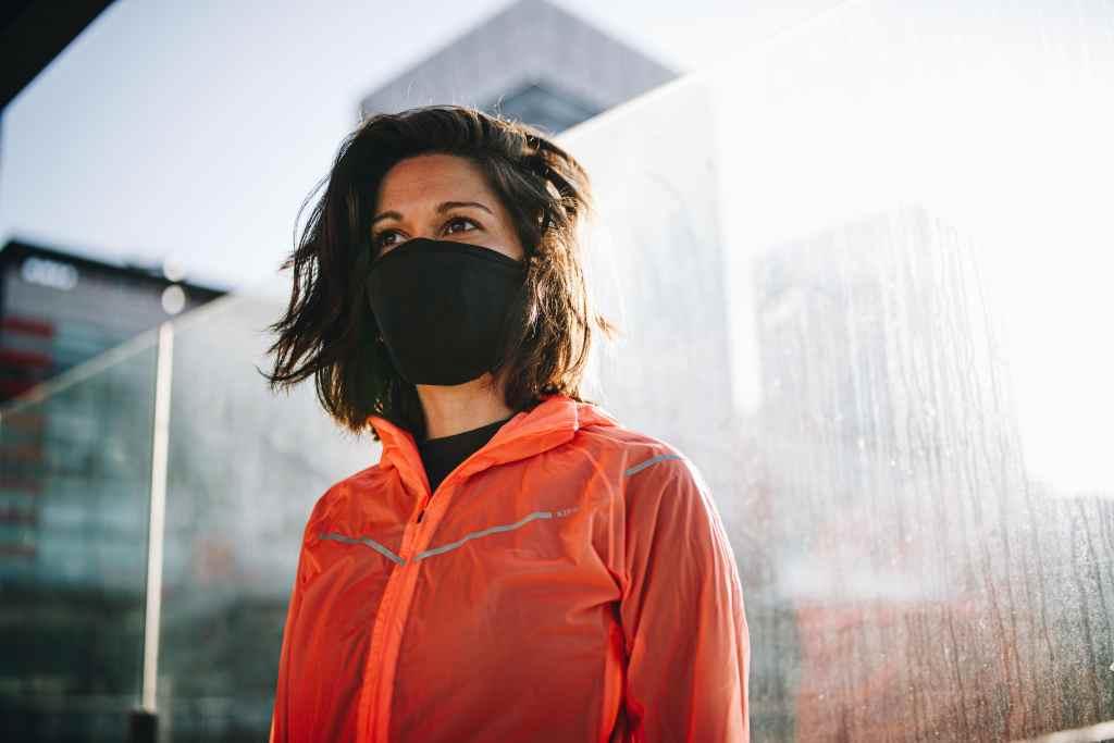 masque barrière Decathlon