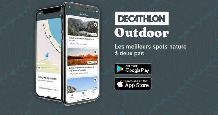 Decathlon Outdoor – Decathlon lance sa plateforme de micro aventures