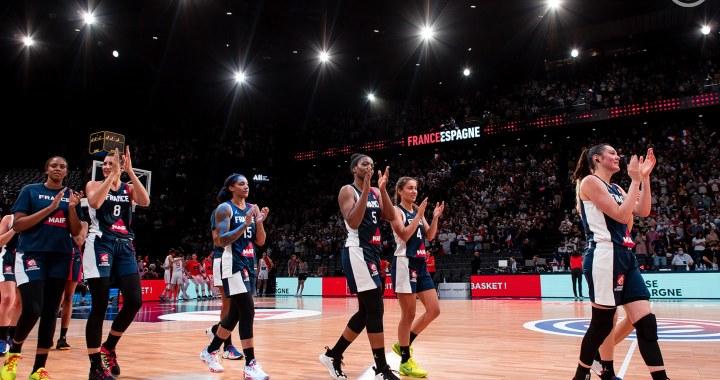 Le basket Français prêt pour les Jeux de Tokyo 2020