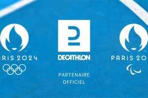 Decathlon devient Partenaire Officiel de Paris 2024