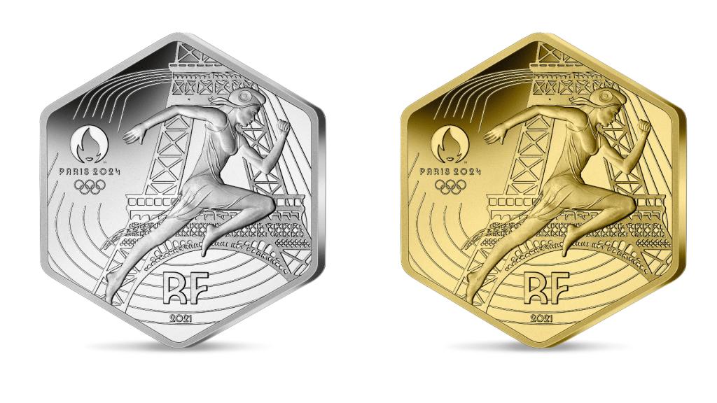 Paris 2024 et La Monnaie de Paris