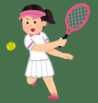 久保杏夏 テニス