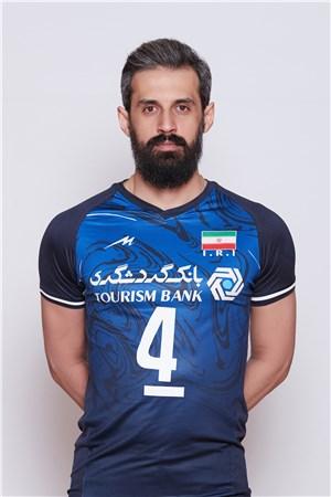 4ミルサイード・マルーフラクラニ/Mir Saeid Marouflakrani、バレーボールイラン代表選手(東京オリンピック2020-2021出場)