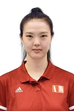 張常宁/Zhang Changning/チョウ・ジョウチョ、バレーボール中国代表選手(東京オリンピック2020-2021出場)