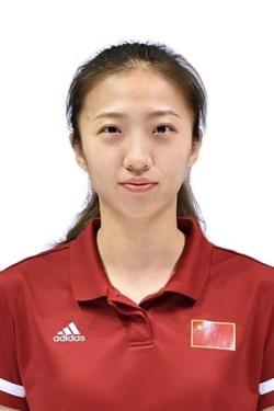 丁霞/Ding Xia/テイ・カ、バレーボール中国代表選手(東京オリンピック2020-2021出場)