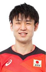 小野寺太志,男子バレーボール日本代表,2020年度登録選手