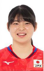 山田二千華,女子バレーボール日本代表,2020年度登録選手