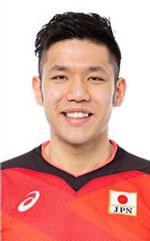 大竹壱青,男子バレーボール日本代表,2020年度登録選手