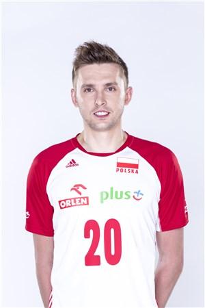 マテウシュ・ビエニエク/Mateusz Bieniek、バレーボールポーランド代表選手(東京オリンピック2020-2021出場)