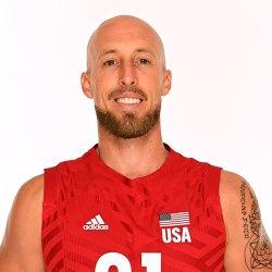ダスティン・ワッテン、バレーボールアメリカUSA代表男子選手