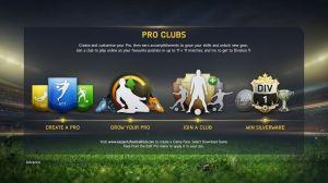 FIFA 15 - Pro Clubs