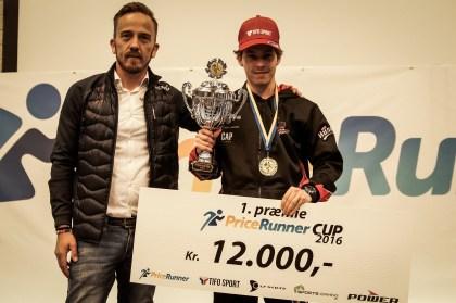 Primeturbo efter hans seneste sejr til Pricerunner Cup.