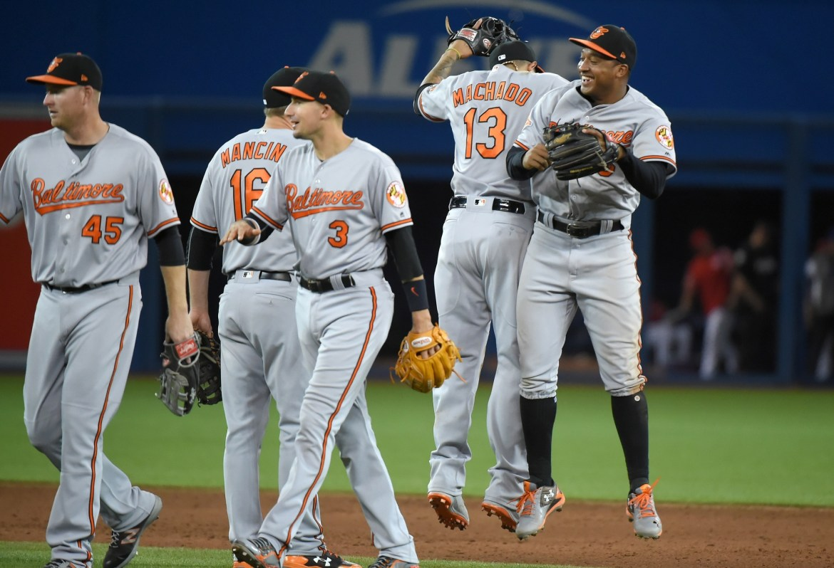 How the Hell Do the Orioles Keep Winning?