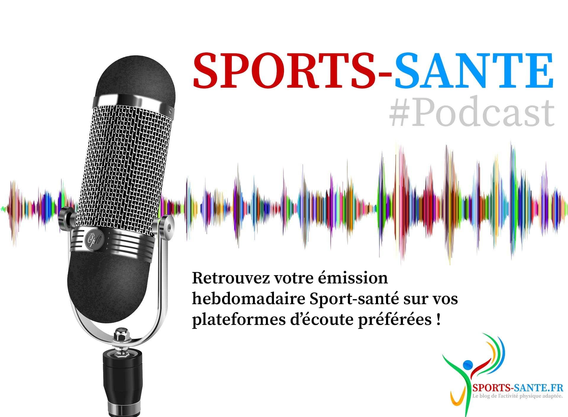 Sport-Santé le podcast