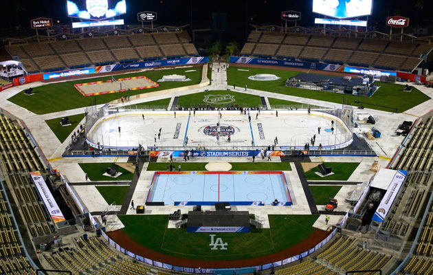 The weather shouldn't be much of a problem in LA. (Getty Images)