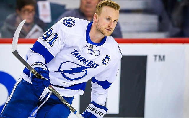 Steven Stamkos was reportedly offered an eight-year, $68 million deal. (USATSI)