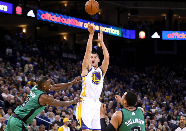 Klay Thompson the Future of Basketball - Hoops Junction