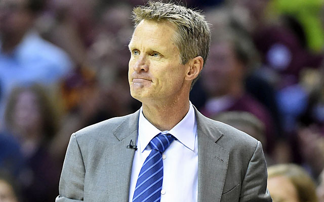 Image result for steve kerr