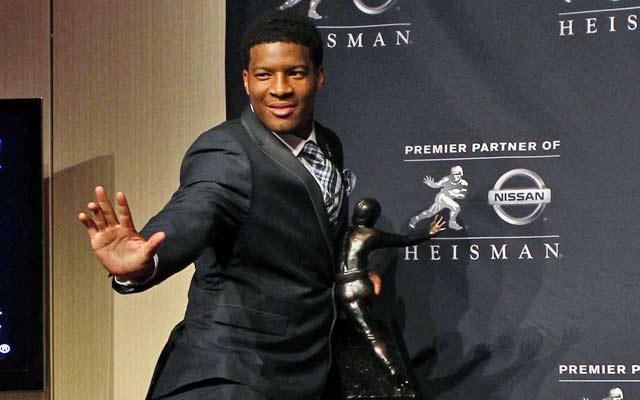 Winner Winston Heisman Jameis Trophy