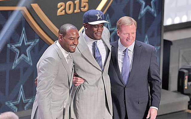 Randy Gregory's draft slide cost him nearly $11M. (USATSI)