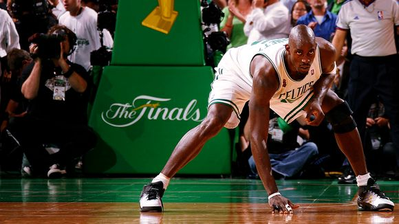 Come back soon, KG.