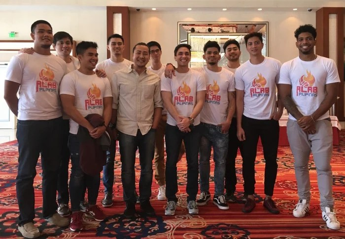 Games of the Alab Pilipinas team will now air on ABS-CBN S+A, thanks to a new deal that gave the latter the broadcast rights to the Asean Basketball League. (Photo credit: Philippine Daily Inquirer)