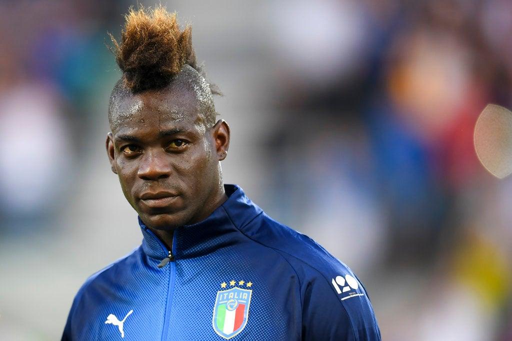 Kết quả hình ảnh cho Balotelli hair bad