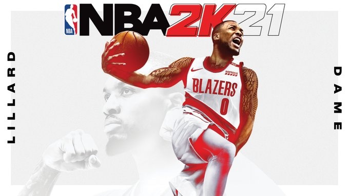 Photo of Damian Lillard named cowl athlete for NBA 2K21