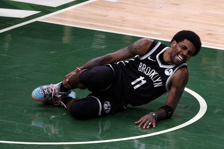 Kyrie Irving Nets Bucks Game 4