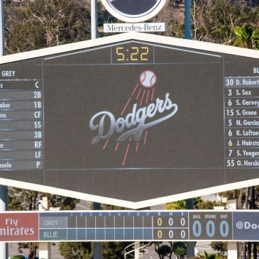 Link – Dodgers have no All-Star starters, and Kenley Jansen blames the fans