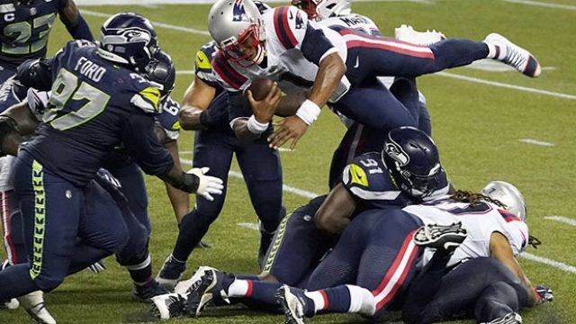 Seahawks and Patriots add yet another thrilling finish from 1 yard out