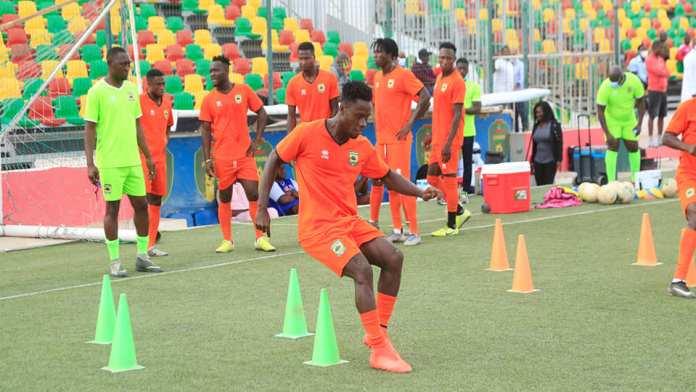 Asante Kotoko drew 1-1 with FC Nouadhibou in Mauritania