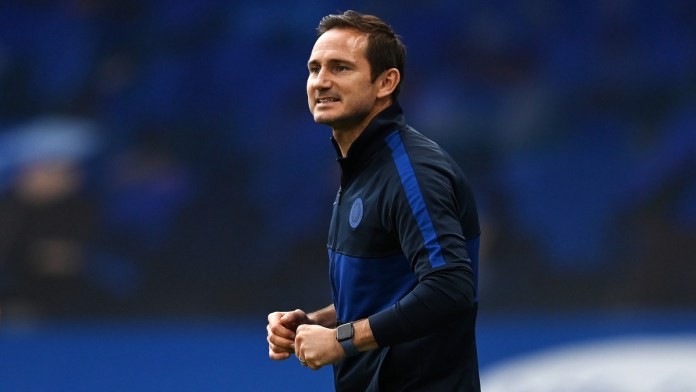 Chelsea boss Frank Lampard has ambitions of coaching Barcelona