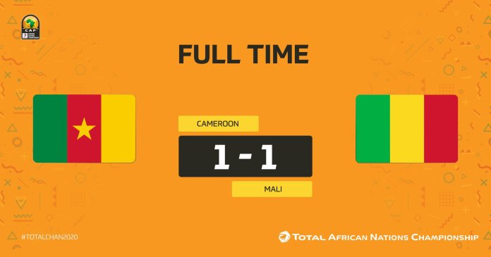 Host nation Cameroon held by Mali in thriller