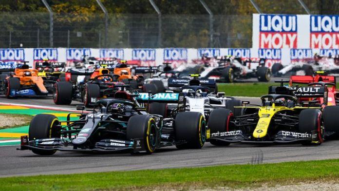 2021 season to start with Bahrain and Imola, as Australia and China races postponed