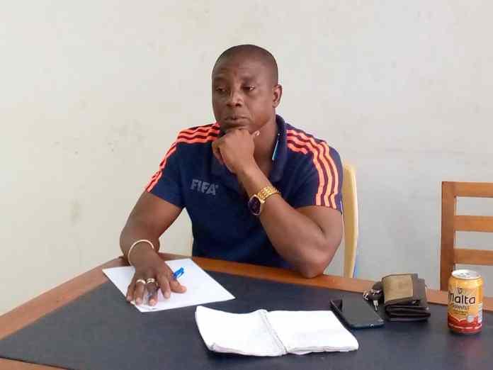 Yussif Mohammed Nurudeen's Manager, Baba Nuhu Mallam