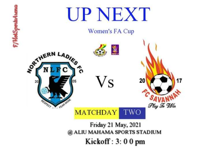 The Women's FA Cup continue this weekend with some interesting pairings in the Northern Zone