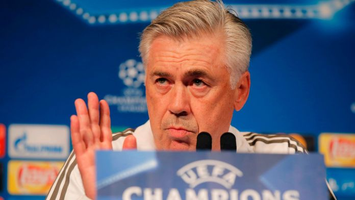 Carlo Ancelotti has returned to the Bernabeu six years after his first tenure came to an end
